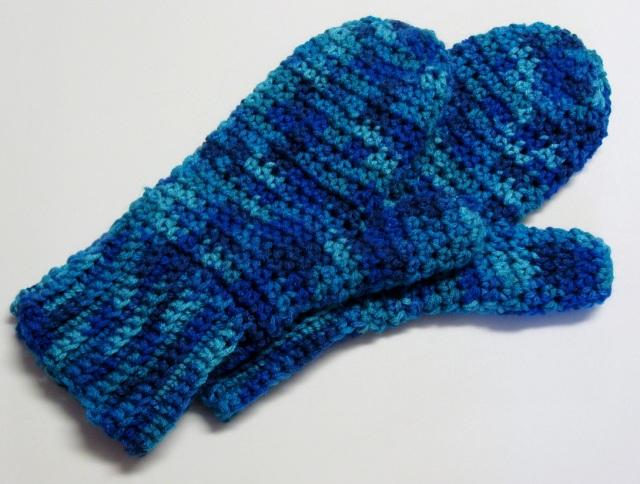 Mitaines Au Crochet Pour Les Adultes Allô Crochet