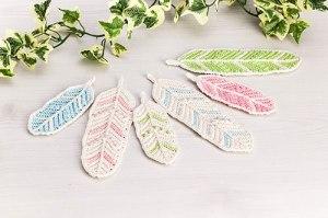 Marque Pages Allo Crochet 3 Petites Mailles